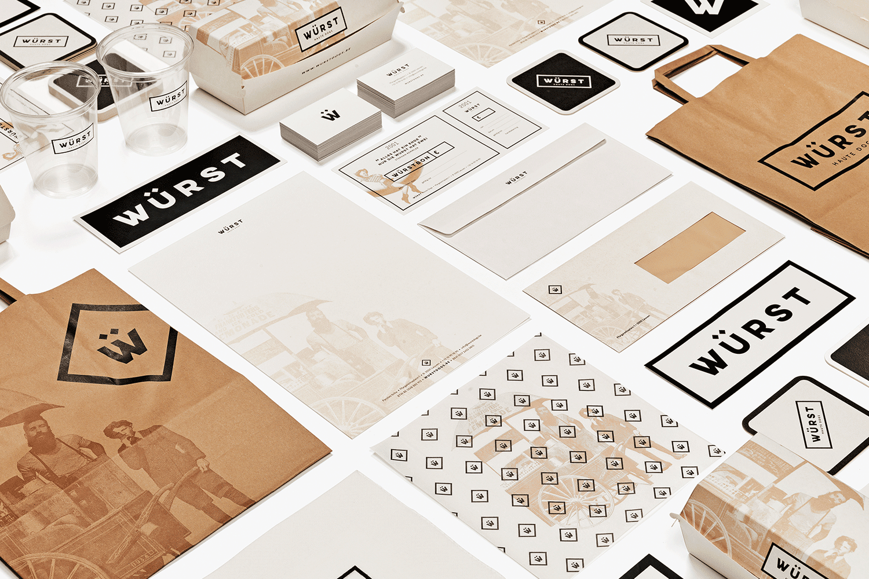 WÜRST - Branding