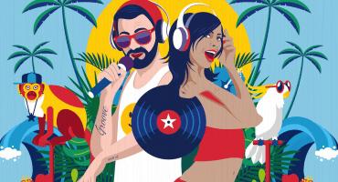 MNM - Start to DJ 2016